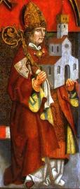 [Saint Wolfgang of Ratisbon]