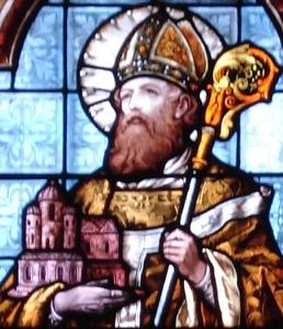 Saint Chrodegang