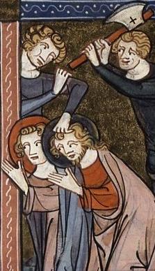 Saint Felicianus and Saint Primus