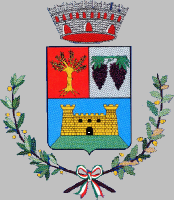 coat of arms for Gandosso, Italy