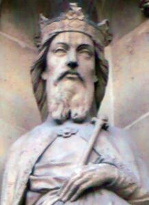 Saint Guntramnus