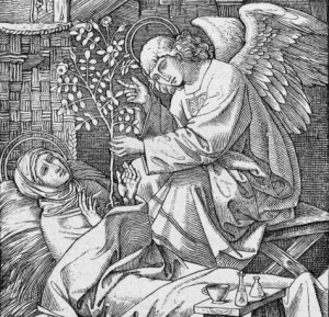 Saint Lydwina of Schiedam