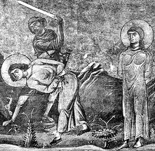 martyrdom of Eulampio and Eulampia