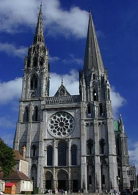 Cathedral of Notre Dame, Chartres, France