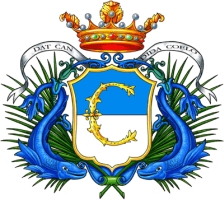 coat of arms for Carmagnola, Italy