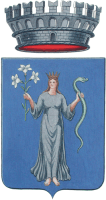 coat of arms for Cascia, Italy