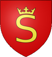 coat of arms for Seclin, France