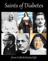 Saints of Diabetes