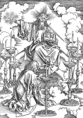 Saint John and the Vision