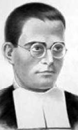illustration of Blessed Antolín Martínez y Martínez, date and artist unknown; swiped from Santi e Beati
