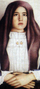 Blessed Antonia Mesina