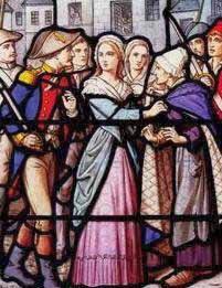 Blessed Catherine du Verdier de la Sorinière