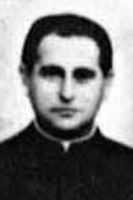 Blessed Félix González Tejedor, date, location and photographer unknown; swiped from Santi e Beati