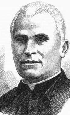 illustration of Blessed José Bonet Nadal, date and artist unknown; swiped from Santi e Beati