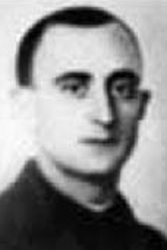 Blessed José Jordán Blecua; swiped from Santi e Beati