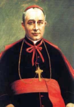 portrait of Blessed Leon Wetmanski, date and artist unknown; swiped from Santi e Beati