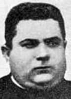 photograph of Blessed Salvador Ferrandis Seguí, date, location and photographer unknown; swiped from Santi e Beati