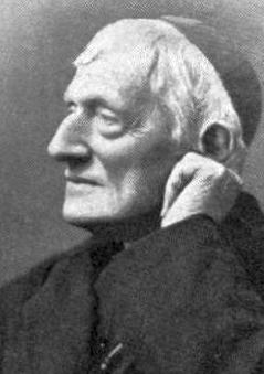 Blessed John Henry Newman, c.1888