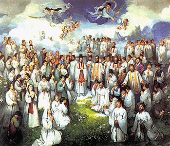 Martyrs of Korea