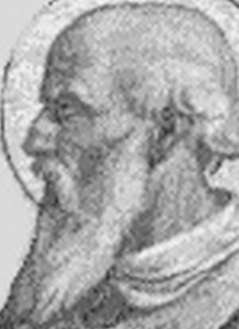 Pope Saint Leo II