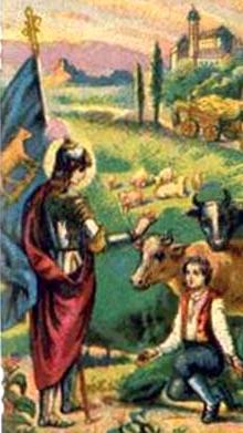 Saint Bovo of Voghera