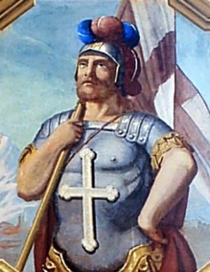 Saint Chiaffredo of Saluzzo