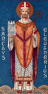 Saint Eleutherius of Tournai