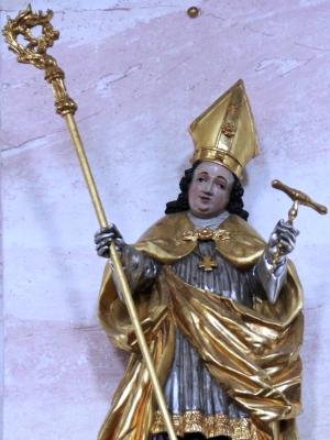 Saint Leodegarius of Autun