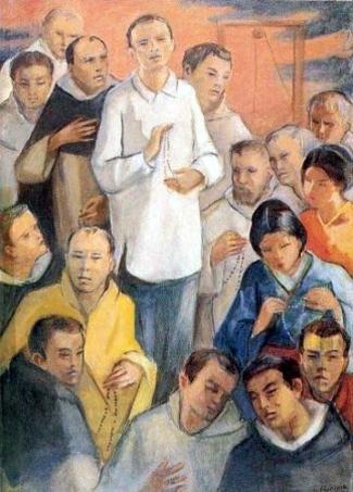 Saint Lorenzo Ruiz and Companions