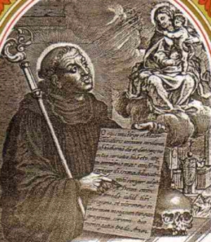 Saint Odilo of Cluny