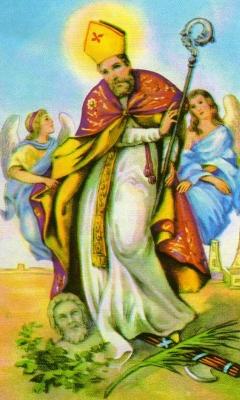 Siant Oronzo of Lecce
