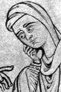 Saint Pega of Peakirk
