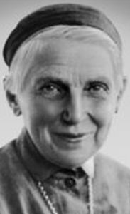 photograph of Saint Ursula Ledochowska, date unknown, photographer unknown; swiped off the Vatican web site