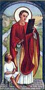 Saint Viator of Bergamo