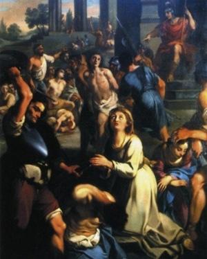 Martyrs of Scillium