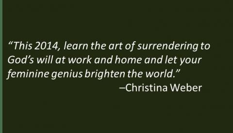 Christina Weber - New Year