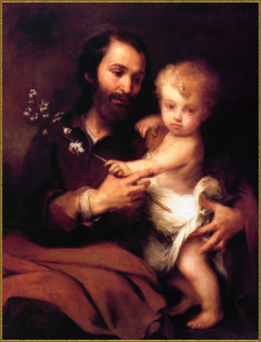 Joseph Und Joseph Catholic Tradition St Joseph