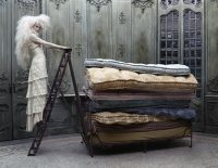 Iron Bed Height.Princess and the Pea origin ...