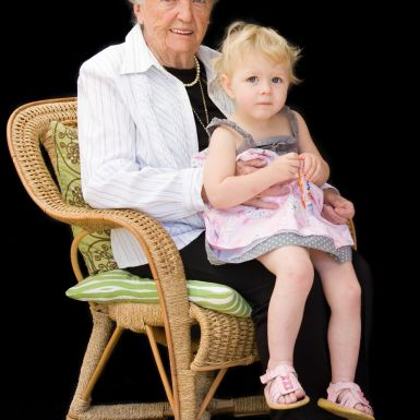 5 Generations - Cathryn Jupp Perth Portrait Photographer