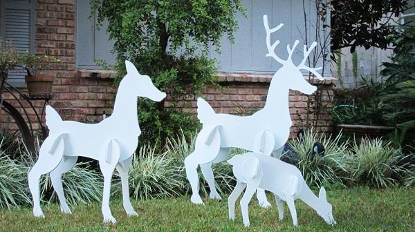 christmas lawn ornaments sale - Rainforest Islands Ferry - christmas decor on sale