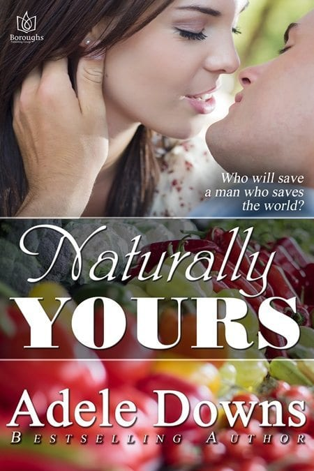Cat's Meow~~Reviews that Purrr~~Naturally Yours by Adele Downs