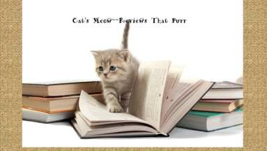 Cat's Meow Reviews That purr books