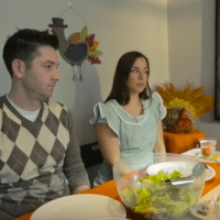 Holiday CATastrophes Video: Thanksgiving with the Purrminator