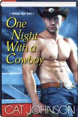 One NIght with a Cowboy Special BookClub Edition Hardcover