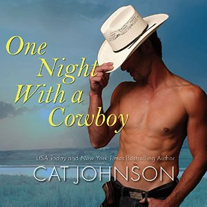 One Night with a Cowboy Audiobook