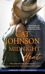 Midnight Heat by Cat Johnson