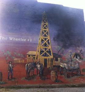 Wheeler #1 Drumright OK