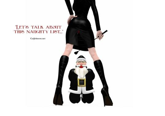 Naughty Santa