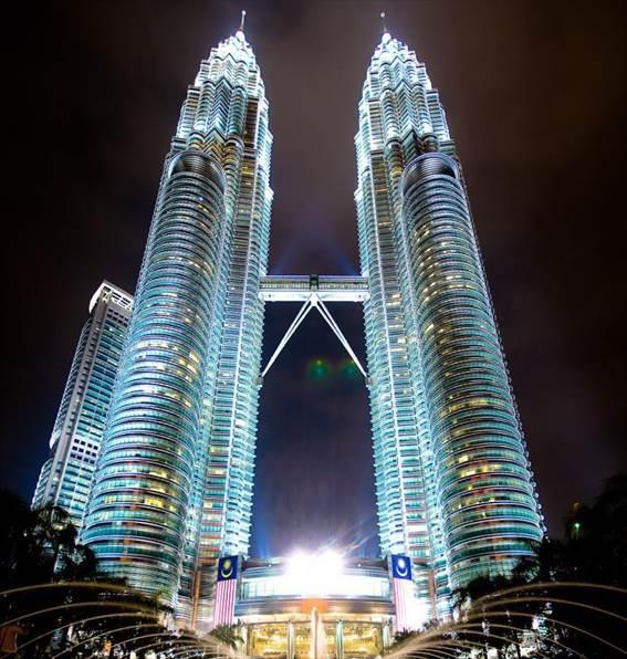 3d Stone Wallpaper Malaysia Conhe 231 A Os 10 Pr 233 Dios Mais Altos Do Mundo