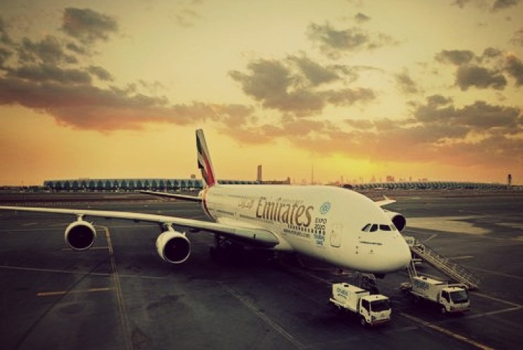 Emirates-Expo-A380